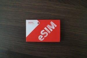 eSIM Karte