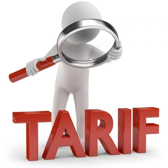 Tarif Lupe