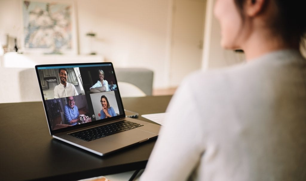 Videocall Laptop